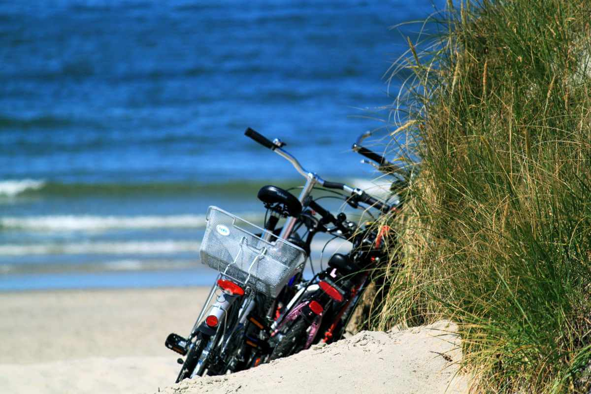 Ostseekueste raeder c pixabay - Der Ostseeküstenradweg – Am Ostseestrand von Flensburg nach Lübeck