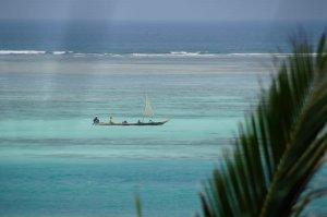Badeverlängerung auf Sansibar