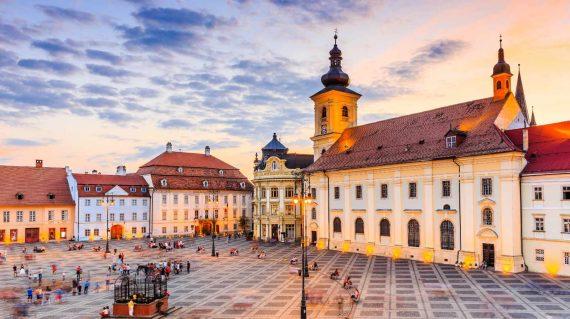 shutterstock_661801441 - Sibiu