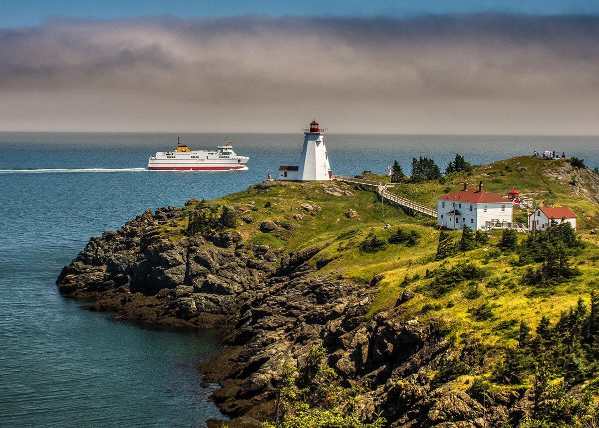 shutterstock 688882840 3 - Naturschönheiten in Atlantik-Kanada