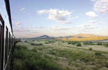Die Weite der Kalahari - Rovos Rail Tours