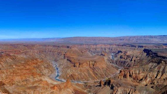 Fish River Canyon - milosk50 Adobe Stock