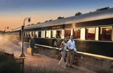 Ihr Sonderzug von Rovos Rail - Rovos Rail Tours