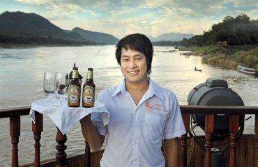 Ihr freundliches Personal - Mekong Pearl - Adri Berger