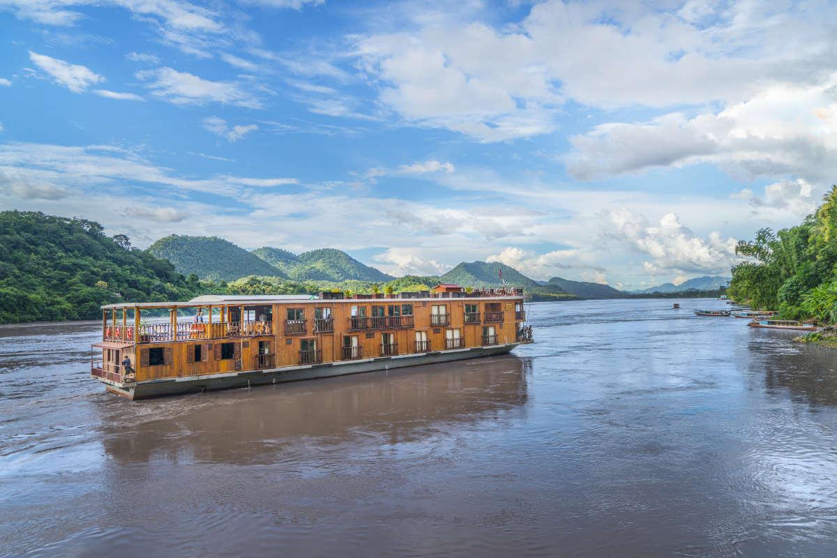 Mekong Pearl Adri Berger - Mekong-Flusskreuzfahrt Orchidee
