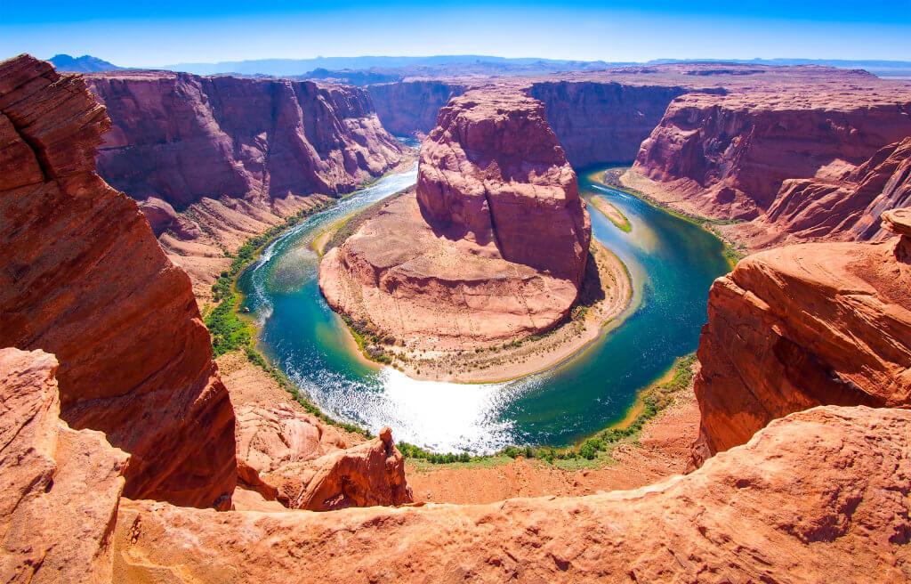 shutterstock 231947596 - Der Westen der USA  – Erlebnis Canyon Lands