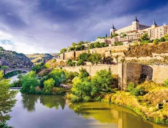kastilien - 8 Tage Wein- & Kulturreise Kastilien