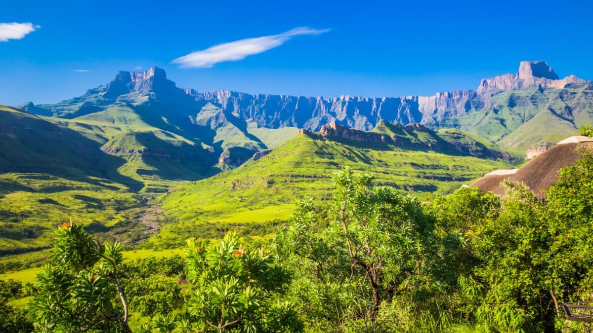 shutterstock 297981482 - Krüger, Swasiland & Lesotho erleben