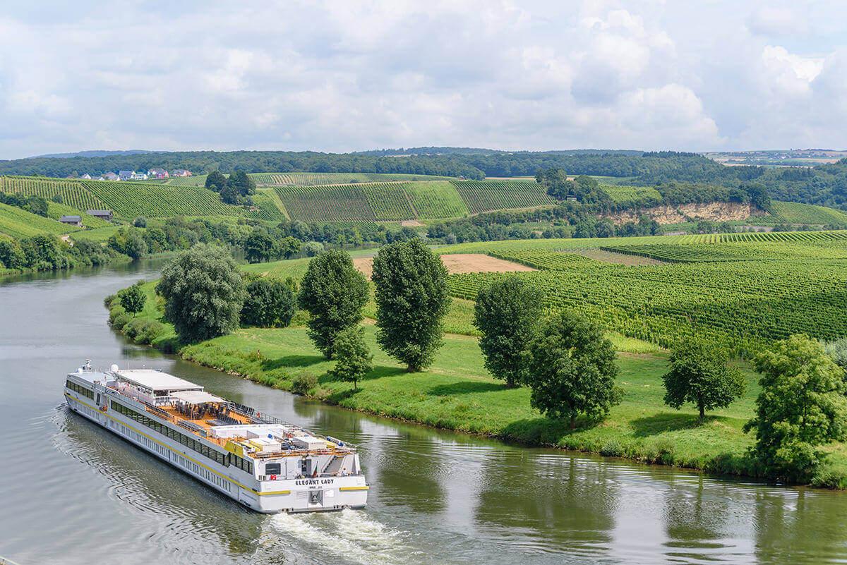 EL20LR - Flüsse-Reigen aus Mosel, Rhein, Main und Donau ab Trier