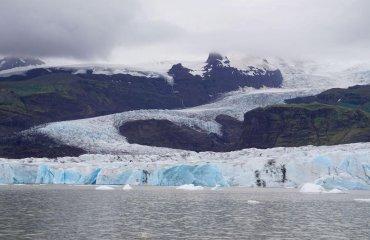 Sommer Gletscherlagune (1)