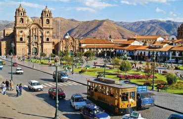 Cusco VON WEM