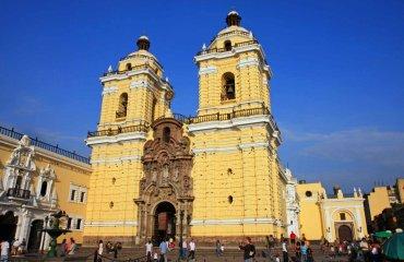 Lima Kathedrale Fotolia