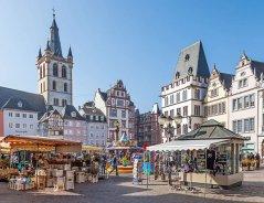 Marketplace in Trier