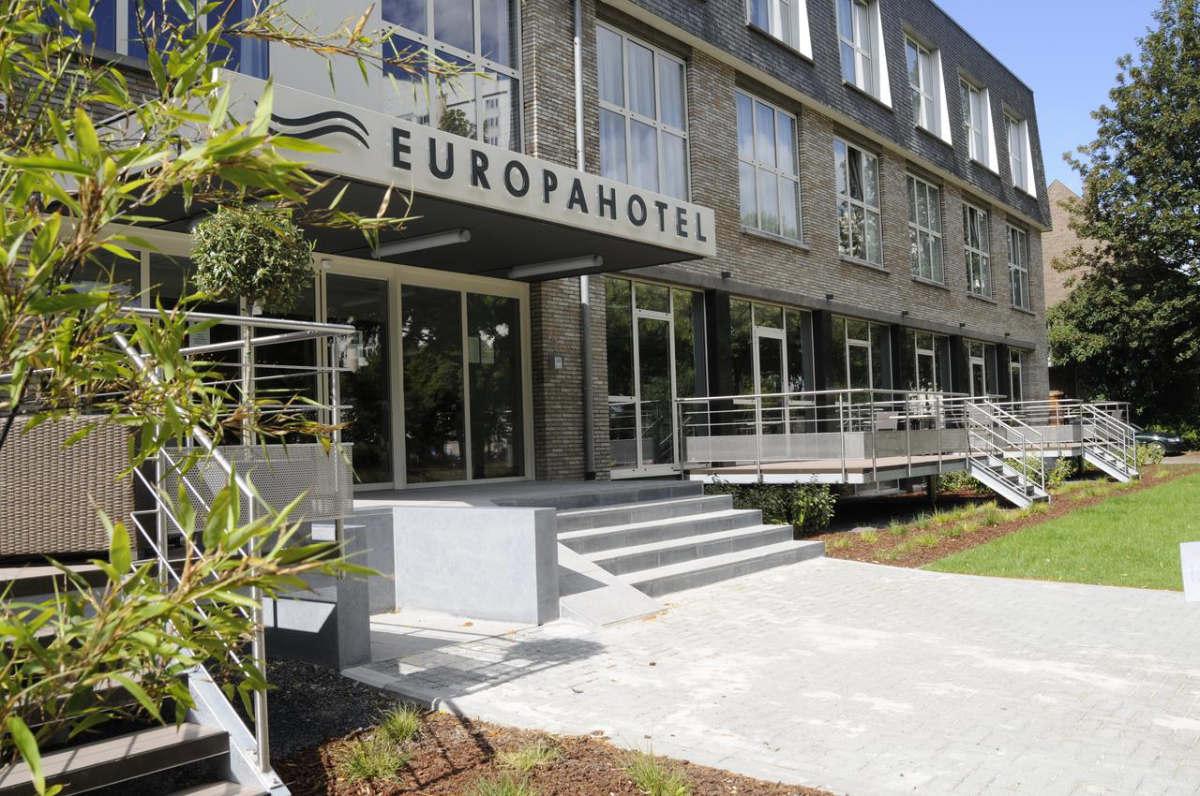 Europahotel außen - Genussreise Flandern - Augen- und Gaumenschmaus in Belgiens Norden